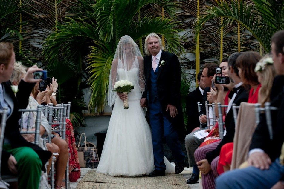Celebrity wedding images