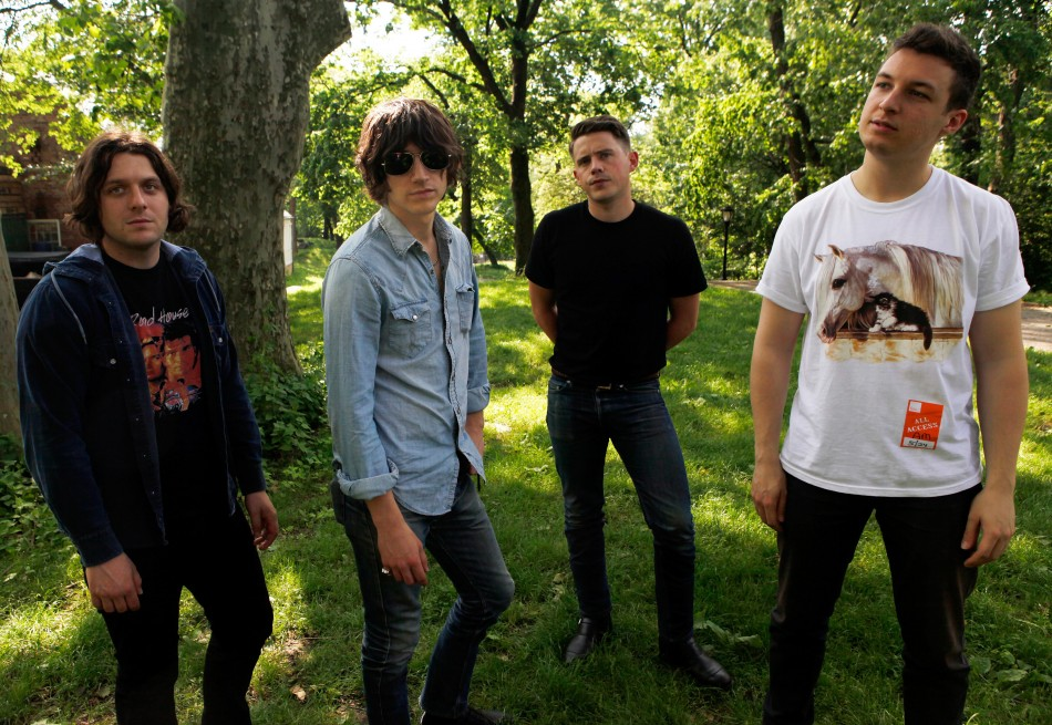 NME Awards 2012: Winners