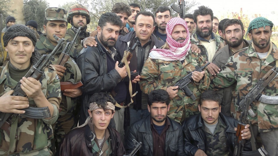 Member of Knesset has said Syrian rebels have approached him wanting to be friends