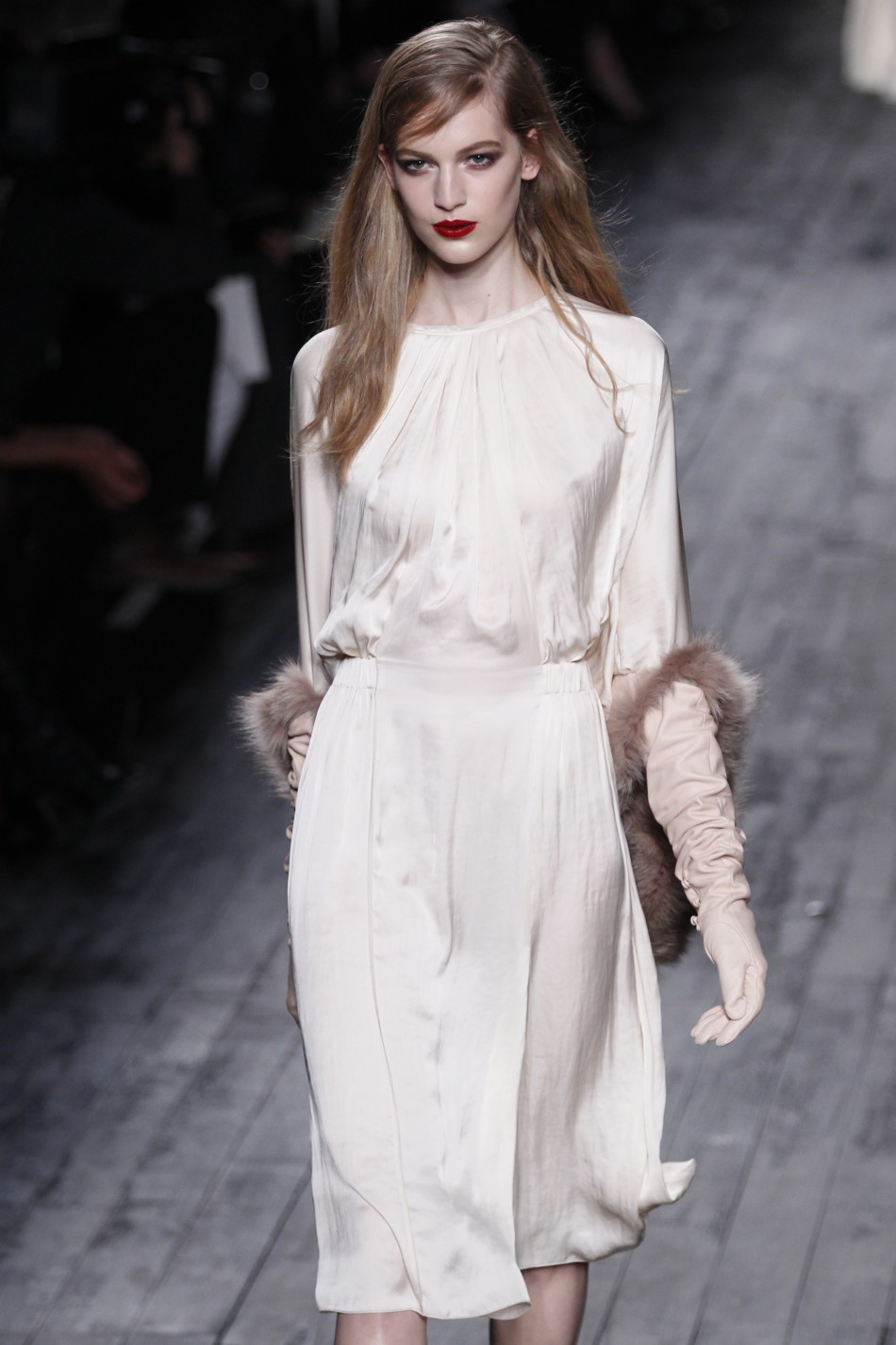 Paris Fashion Week Highlight: Peter Copping For Nina Ricci