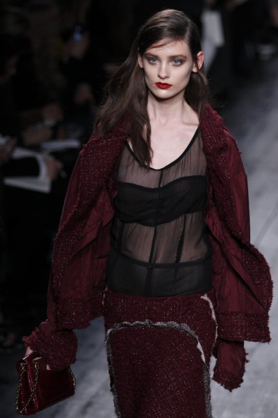 Paris Fashion Week Highlight Peter Copping For Nina Ricci
