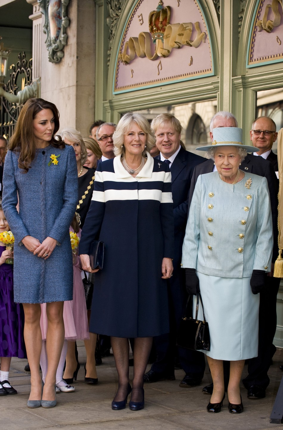 Queen Grants Camilla Highest Female Rank in Royal Victorian Order