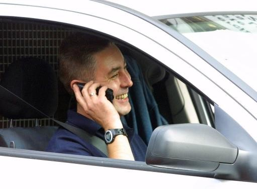 mobile phone use reaction times Drivers who use a mobile phone, whether hand-held or hands-free:  reaction  times for 'critical events', poor lane discipline and an increased risk of being.
