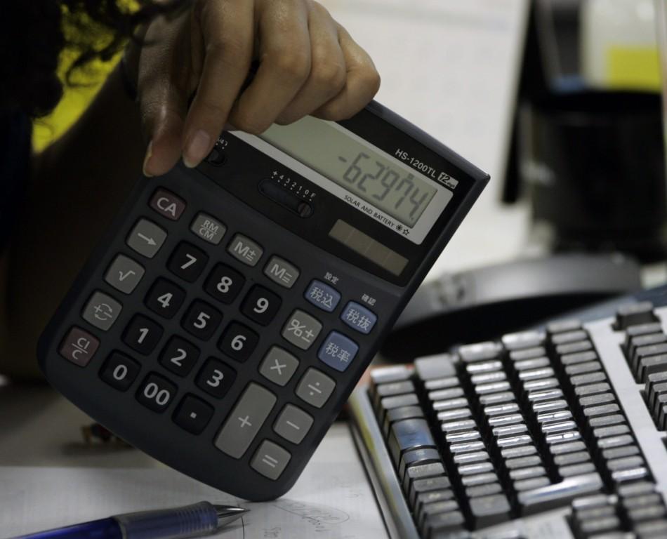 calculator numeracy