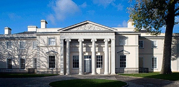 Hanover Lodge in Regent's Park is to be sold for £120m (qftarchitects.com)