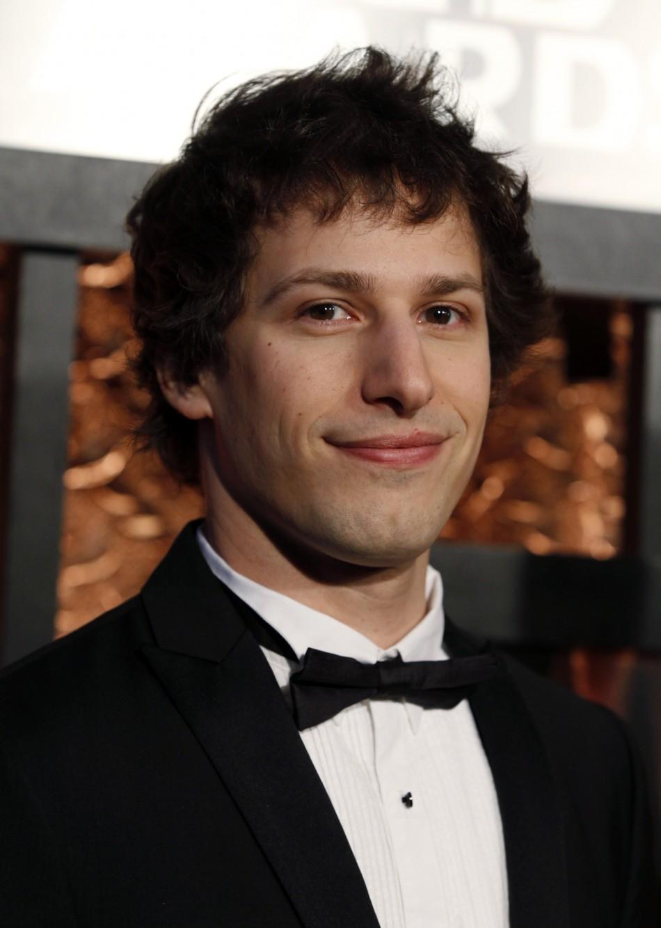 Andy Samberg Emmy Awards 2015