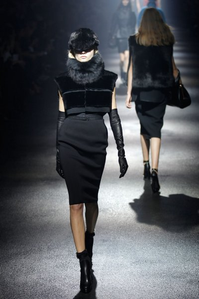 Alber Elbazs Paris Show Marks 10 Years at Lanvin