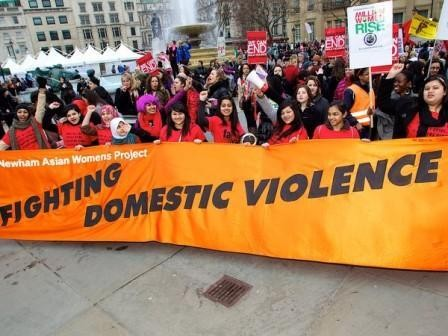 Fight Against Domestic Violence