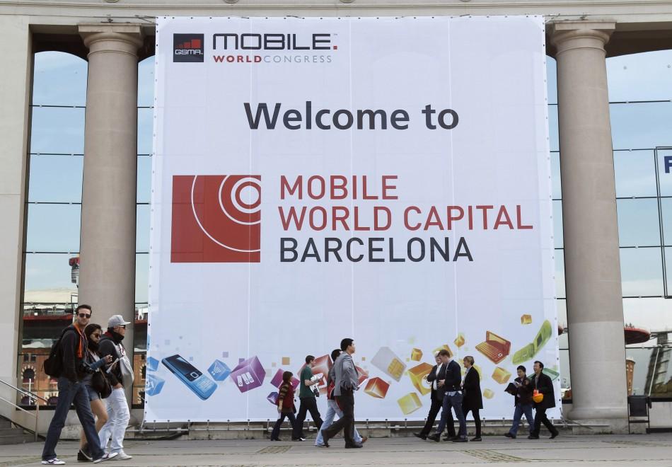 Mobile World Congress, 2012