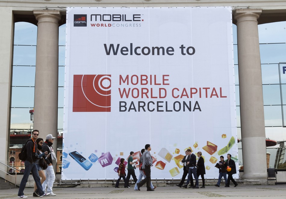 Mobile World Congress, 2012