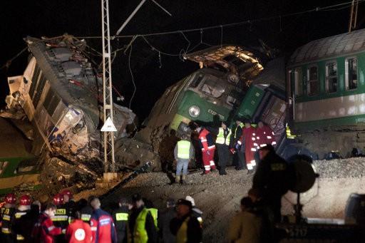 Poland Train Crash