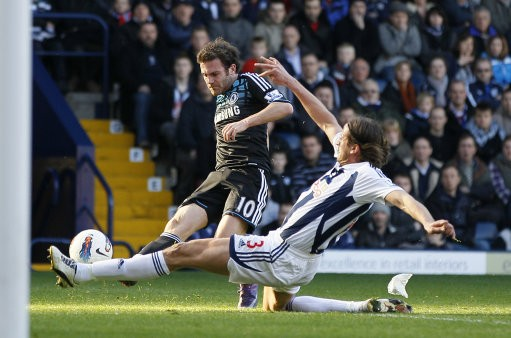 Soccer - Barclays Premier League - West Bromwich Albion v Chelsea - The Hawthorns