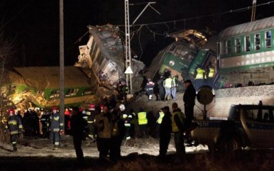 Poland Train Crash