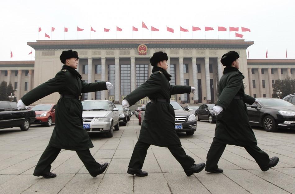 China new legislation