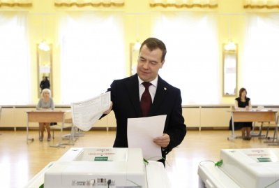 Russia Presidential Elections