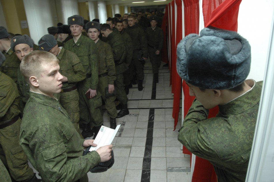 Russian Presidential Elections