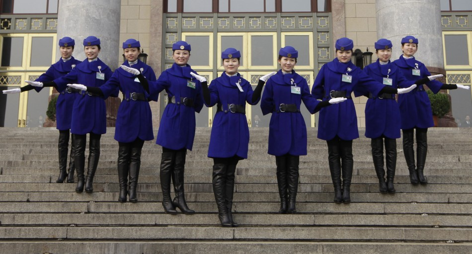 Hotel Guides for China039s Annual Parliament Session