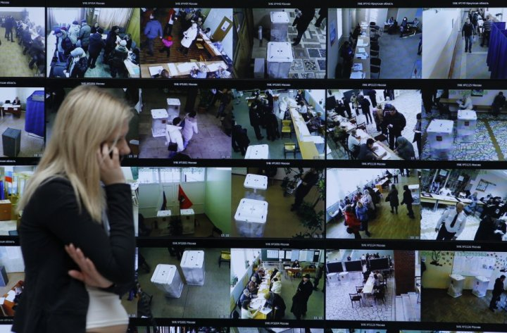 Russia Websites Streams UK Webcam and Baby Monitor Footage