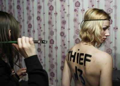 Femen Protests