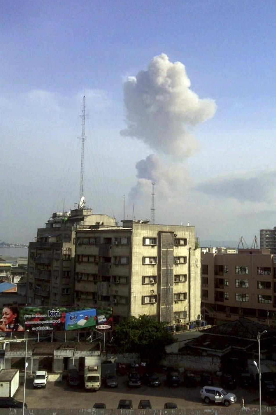 Congo Explosion