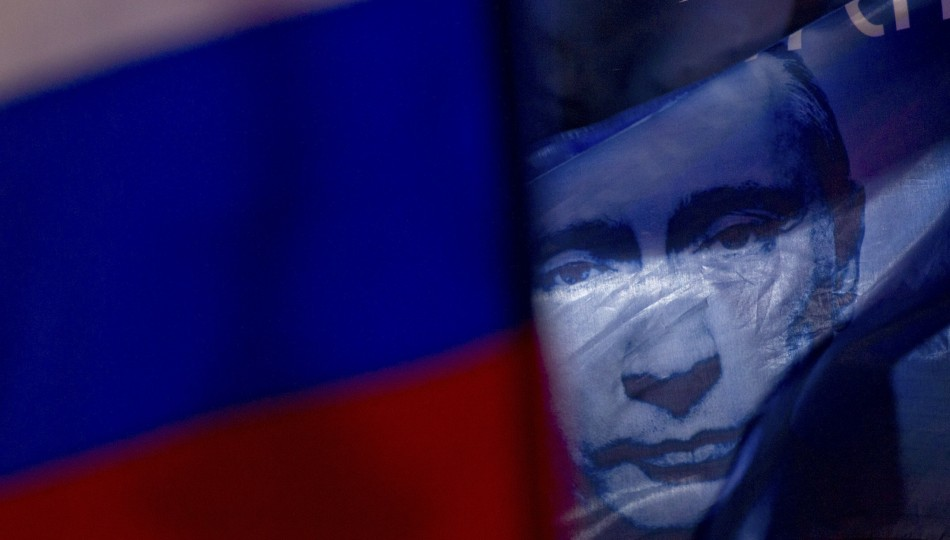 Putin flag