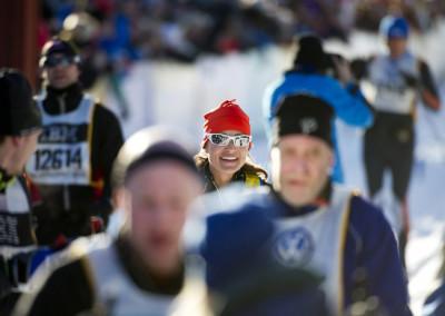 Pippa Middleton Completes Vasaloppet