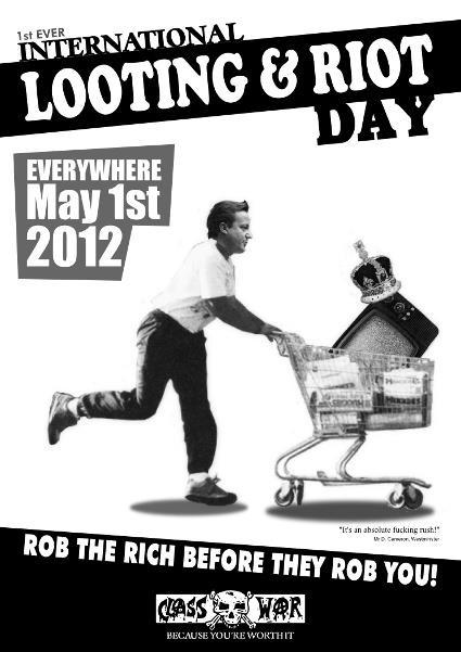 Rob and Loot 1 May