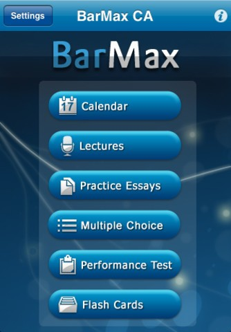 BarMax California and New York Editions