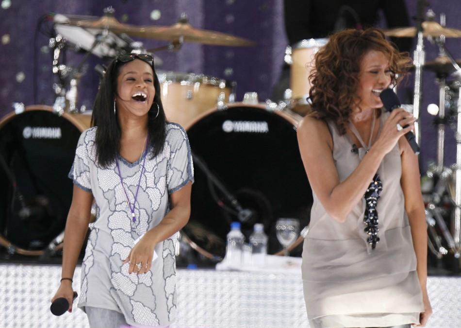 Bobbi Kristina Whitney Houston