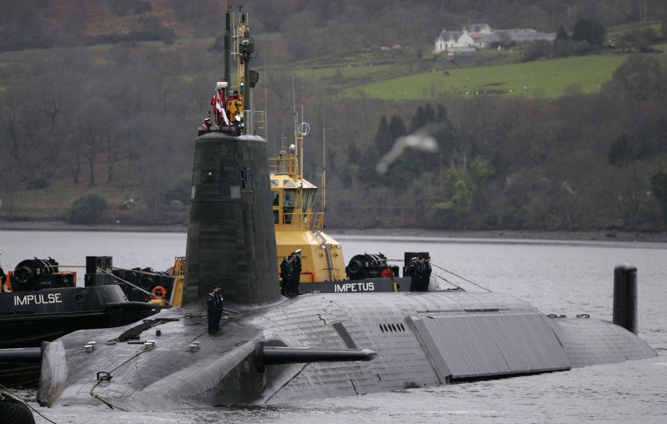 Centreforum urges government to scrap plans to replace Trident nuclear missile system