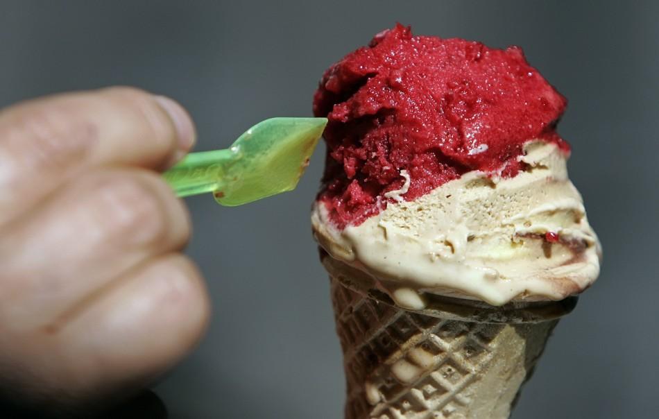 Ice Cream addictive as illegal drugs