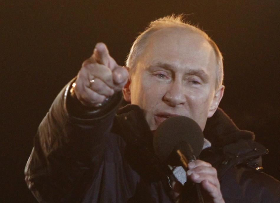 Putin Wins