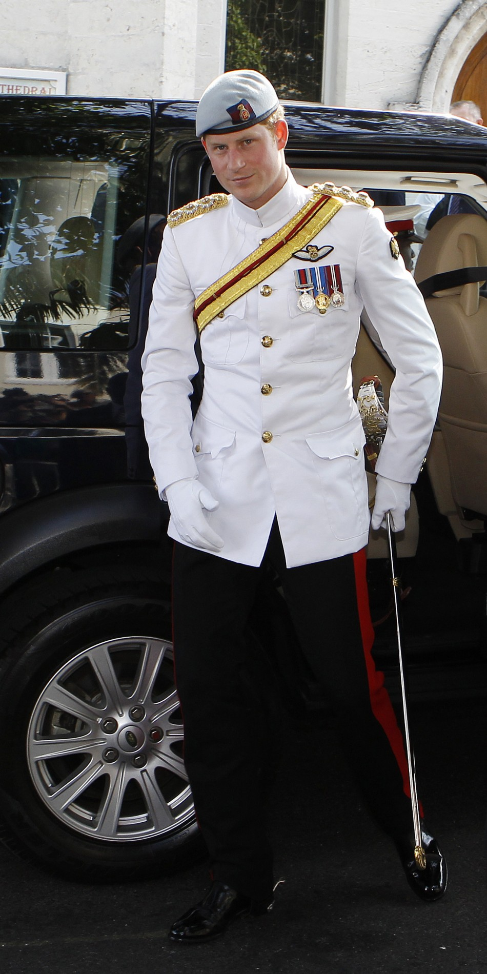 In Uniform
