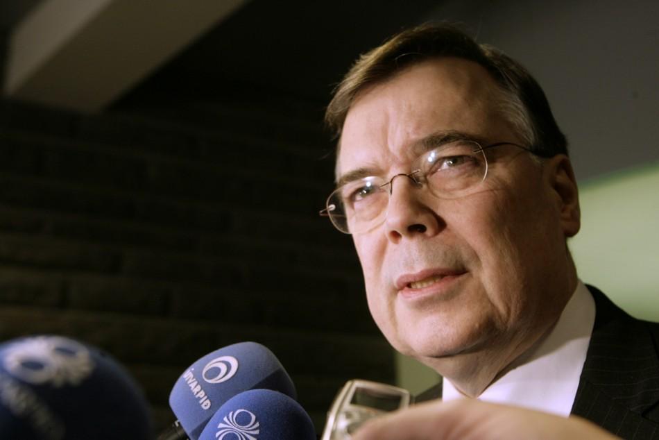 Geir Haarde
