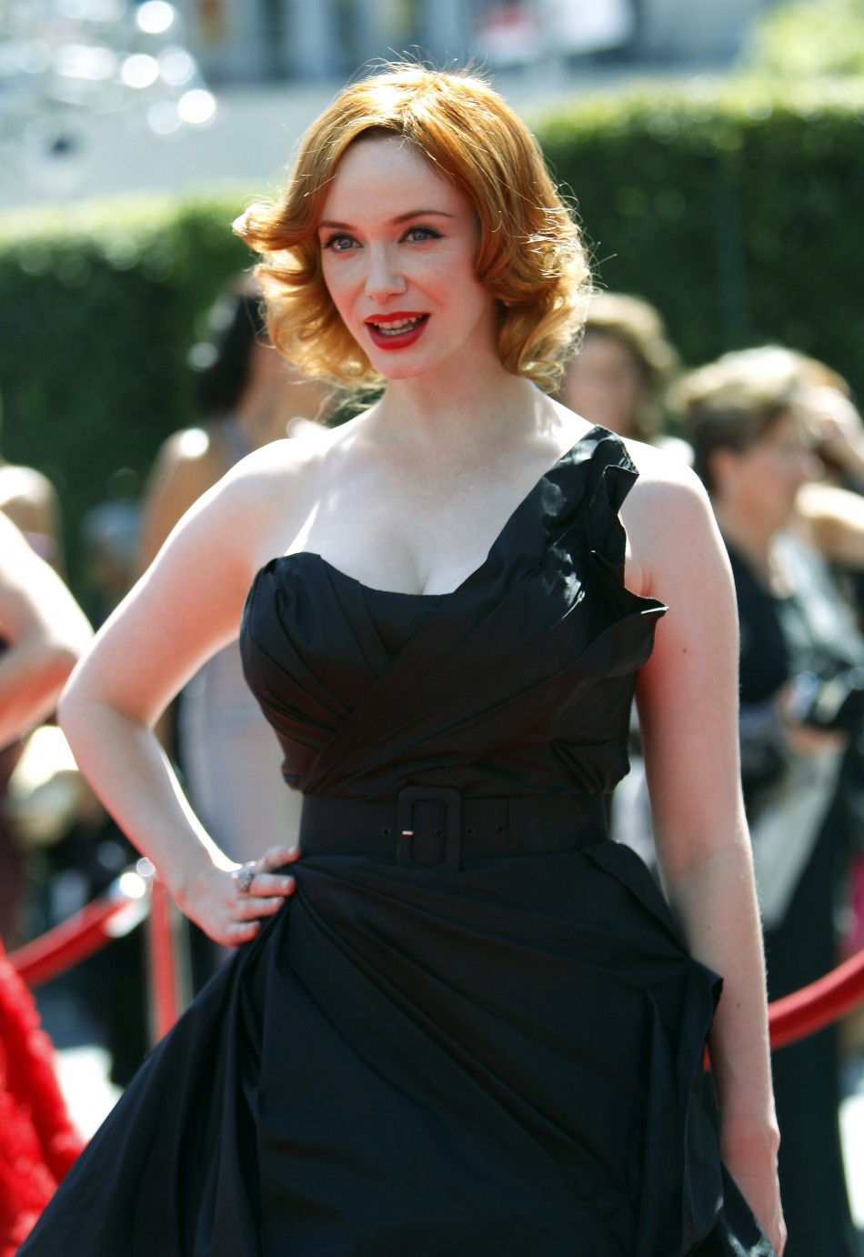 Christina Hendricks leaked nude photos: Naked picture is