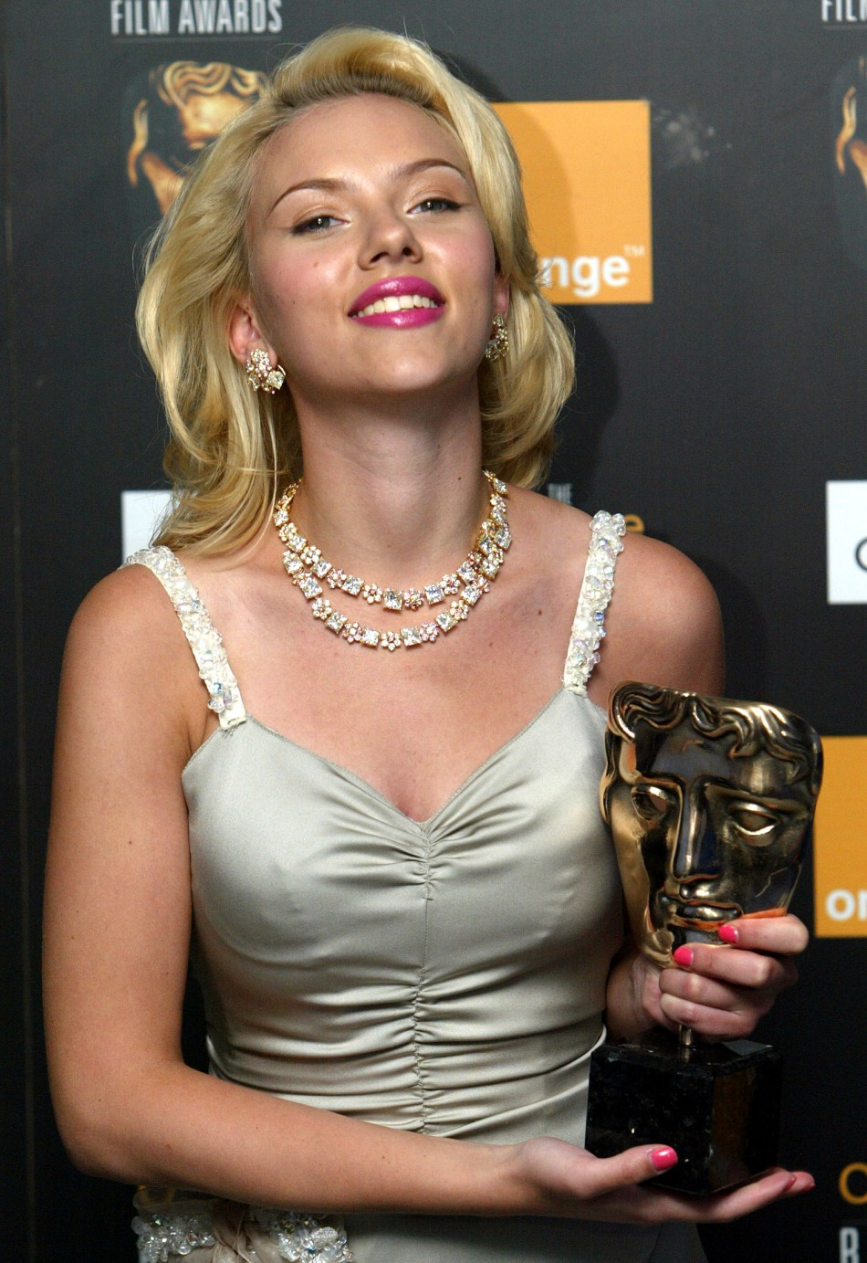 Scarlett Johannson, 2011