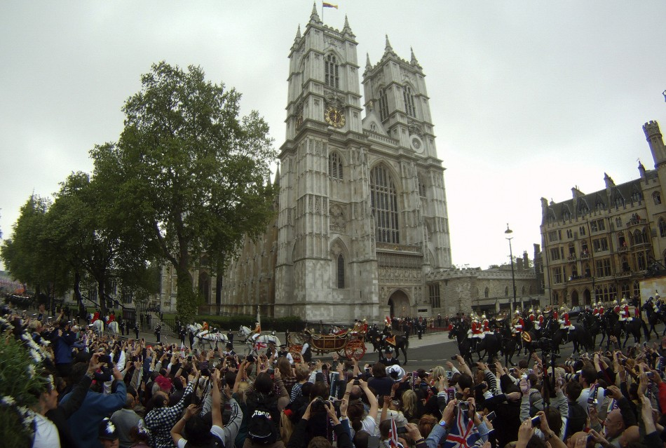 8. Westminster Abbey