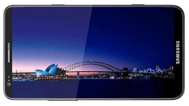 Samsung Galaxy S3 Concept Design