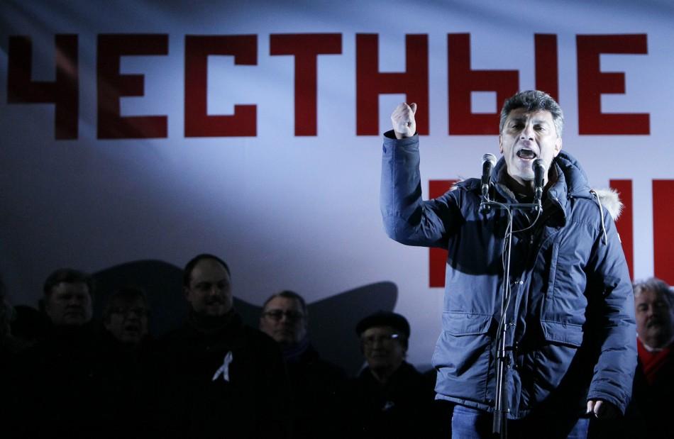 Russian opposition leader Boris Nemtsov murdered