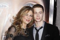 Chet Haze and mom, Rita Wilson