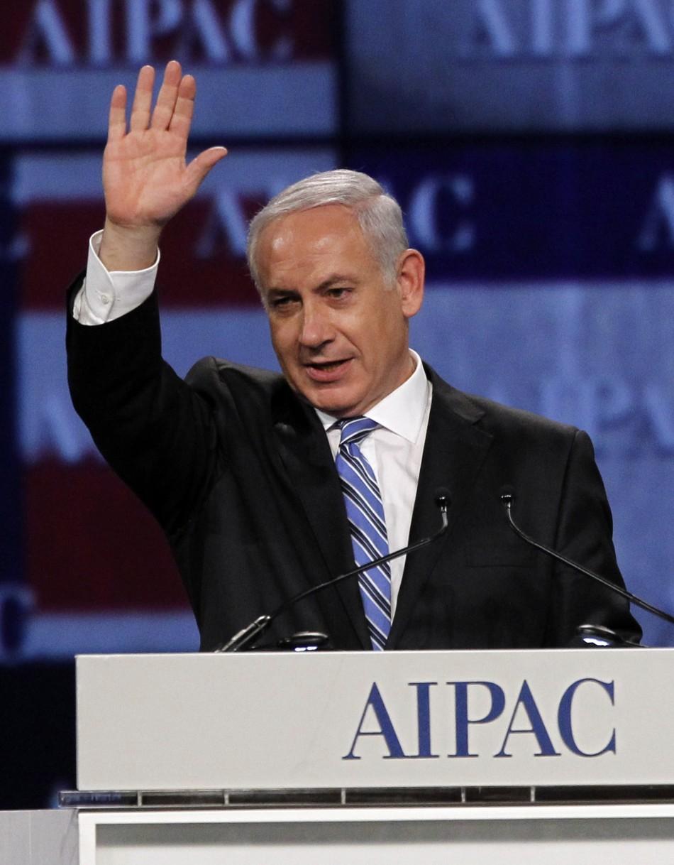 Benjamin Netanyahu at Aipac