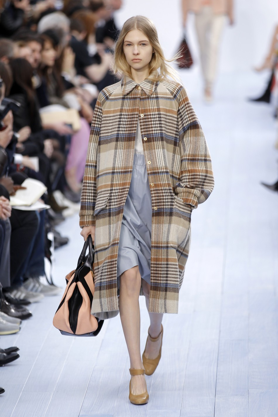 Paris Fashion Week: Chloe's Light and Wearable Fall/Winter Creations