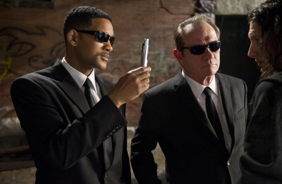 Will Smith and Tommy Lee Jones return for the third instalment of Men in Black