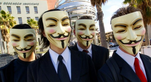 Anonymous documentary 'We Are Legion: The Story of the Hacktivists' premieres at SXSW