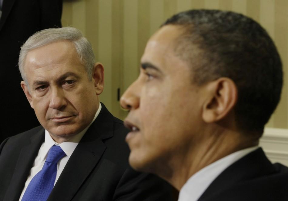 Netanyahu-Obama Meet