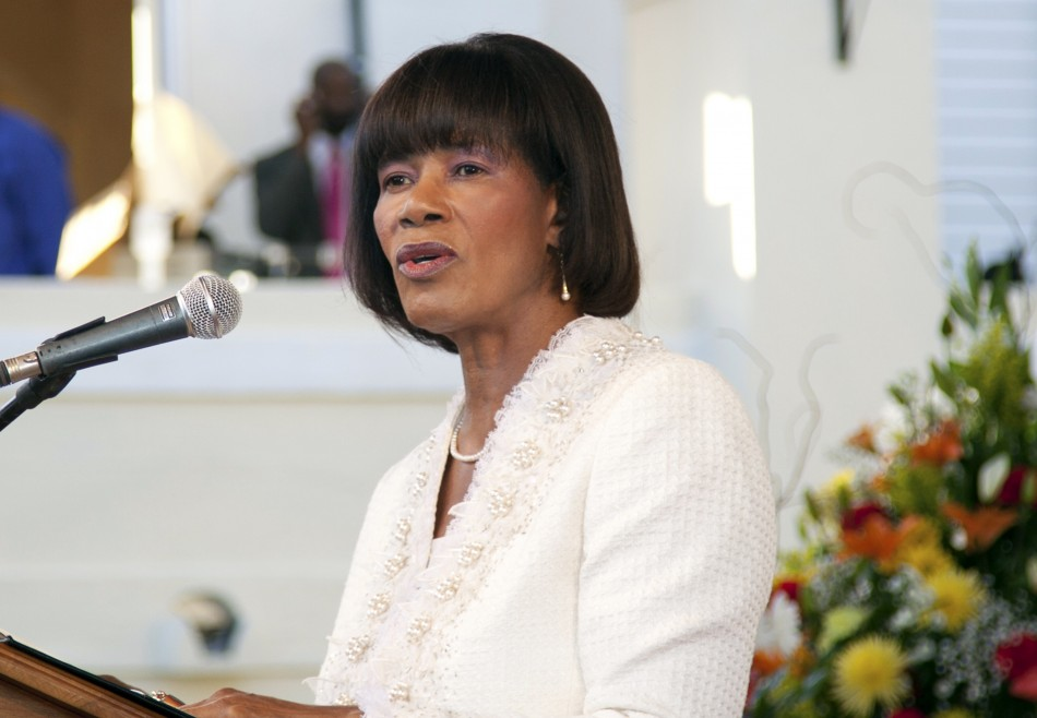 Jamaican Prime Minister Portia Simpson-Miller said she would welcome apology from Britain for role in slavery under Empire