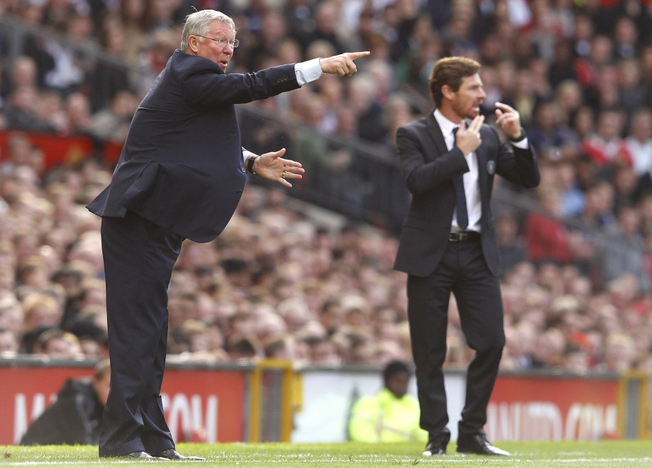 Ferguson and Villas-Boas