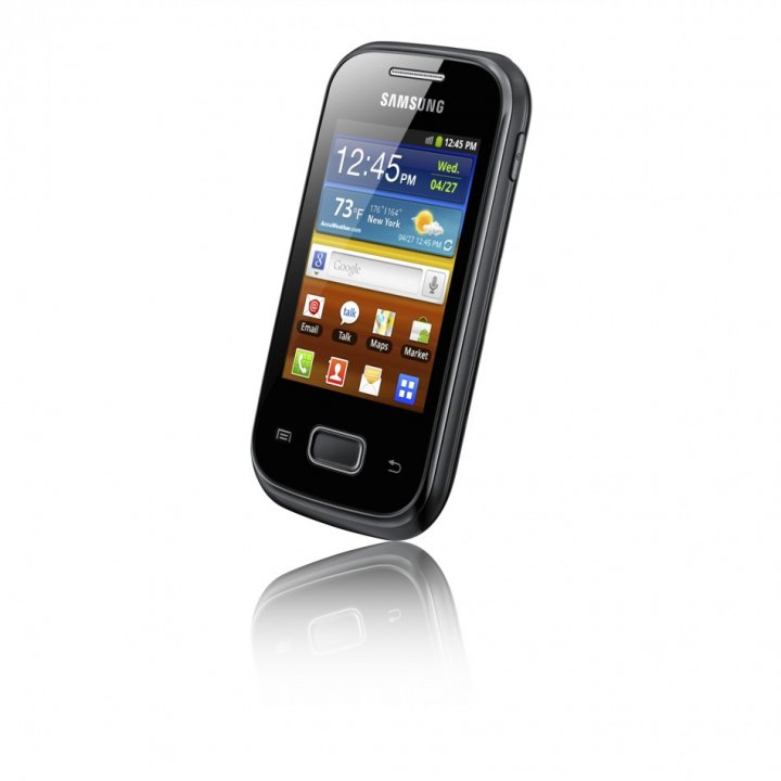 Samsung Galaxy Pocket Joins the Mini and Ace 2's Budget Armada