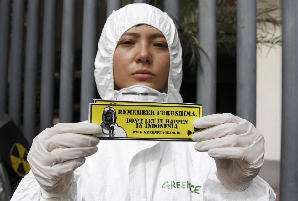 Fukushima One Year Anniversary