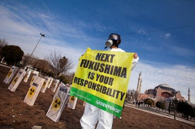 Fukushima One Year Anniversary